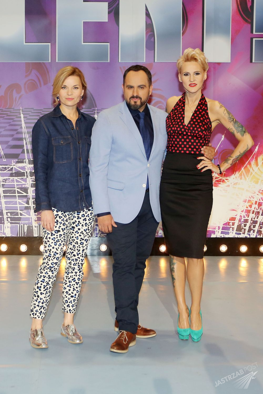 Agnieszka Chylińska, Agustin Egurrola, Małgorzata Foremniak
