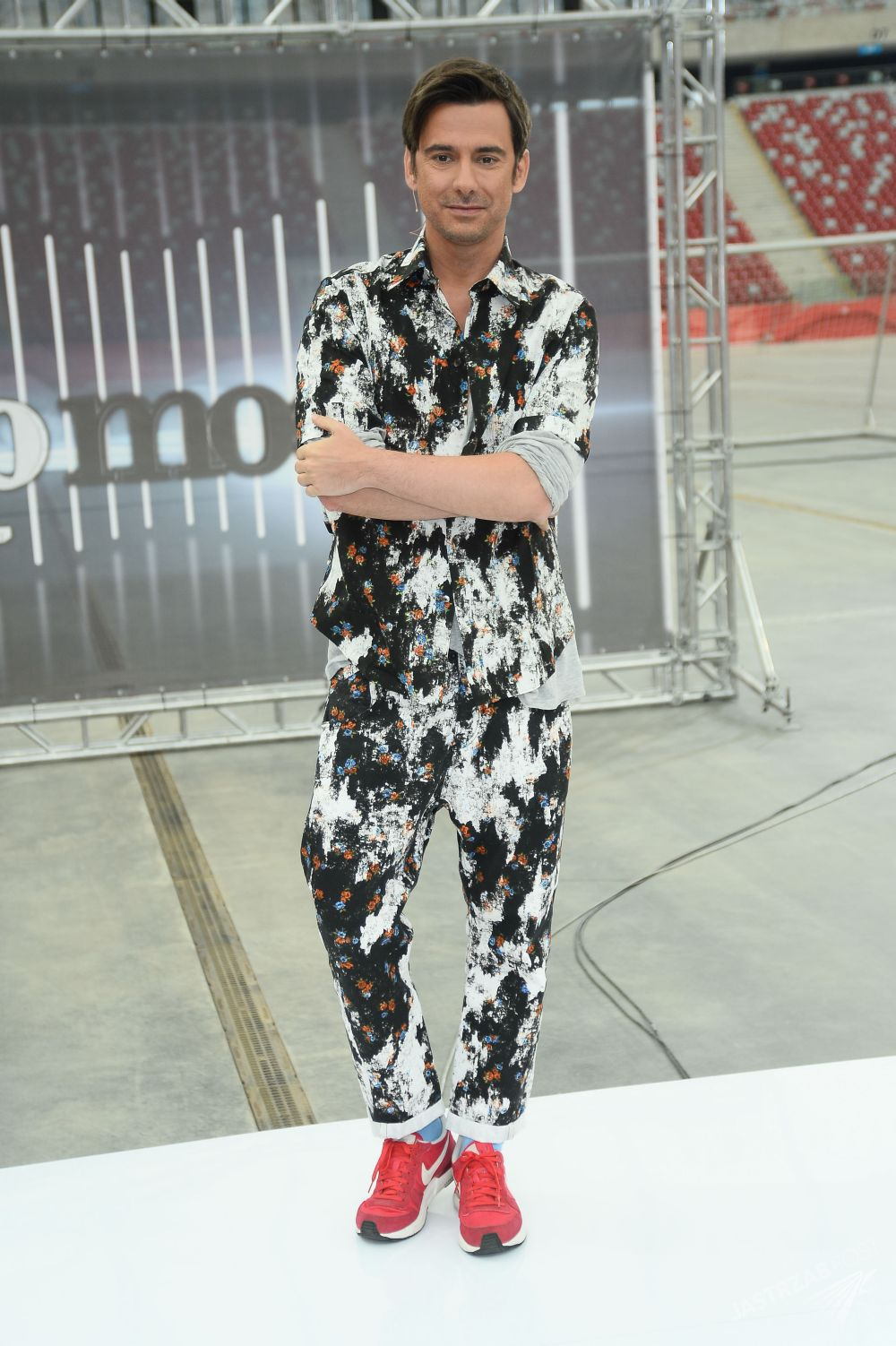 Marcin Tyszka, casting