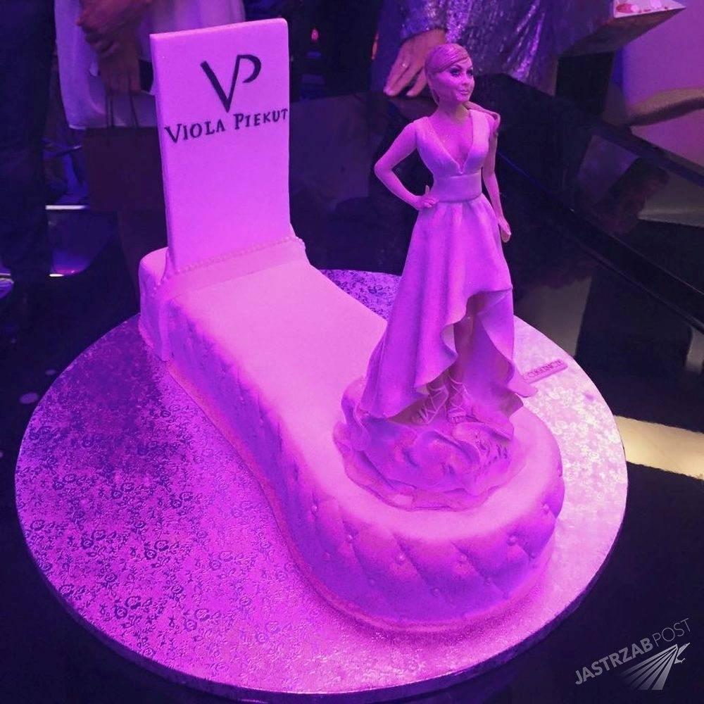 Urodziny Violi Piekut