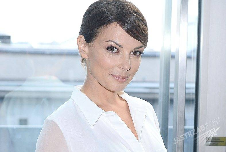 Katarzyna Glinka - nominacja do Telekamery 2020