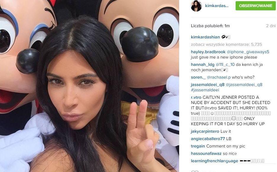 Wiktoria Grycan kopiuje Kardashianki, fot. Instagram