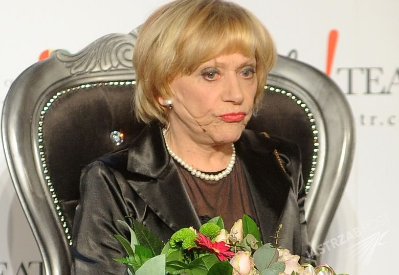 Krystyna Sienkiewicz o chorobie, fot. ONS