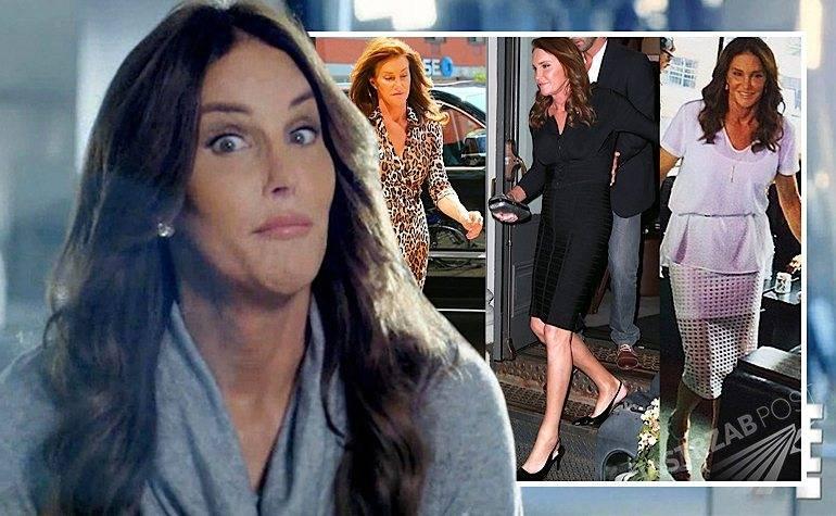 Patricia Field stylizuje Caitlyn Jenner. Stylizacje Caitlyn Jenner zdjęcia paparazzi. Bruce Jenner jako kobieta