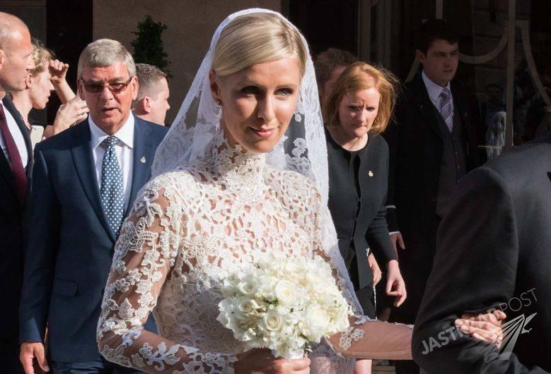 Nicky Hilton wzięła ślub, zdjęcia z ceremonii, fot. ONS