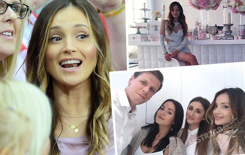 26 urodziny Mariny Łuczenko. Zdjęcia z imprezy z Wojciechem Szczęsnym. Snapchat Instagram