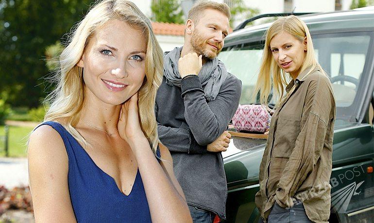 4 sezon serialu Blondynka odcinki online, zdjęcia z planu