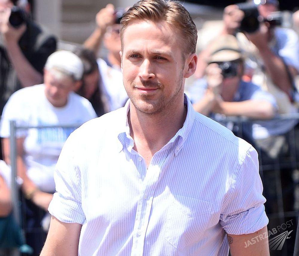 Ryan Gosling czuje się w połowie kobietą
