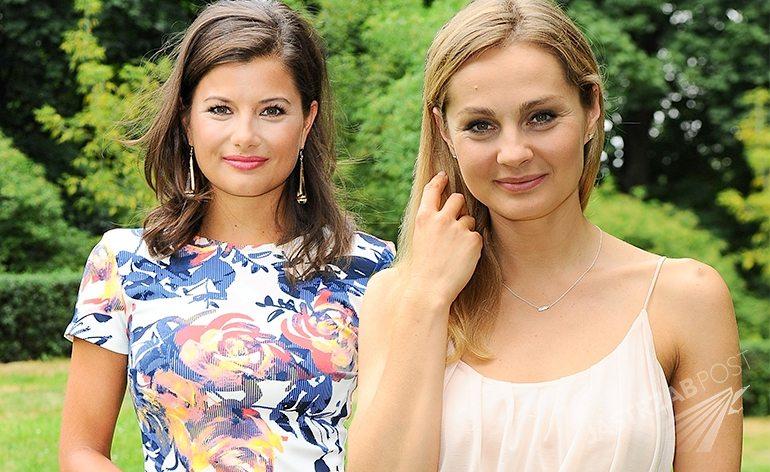 6 sezon serialu Przyjaciółki. Agnieszka Sienkiewicz i Małgorzata Socha na planie. Co się wydarzy?