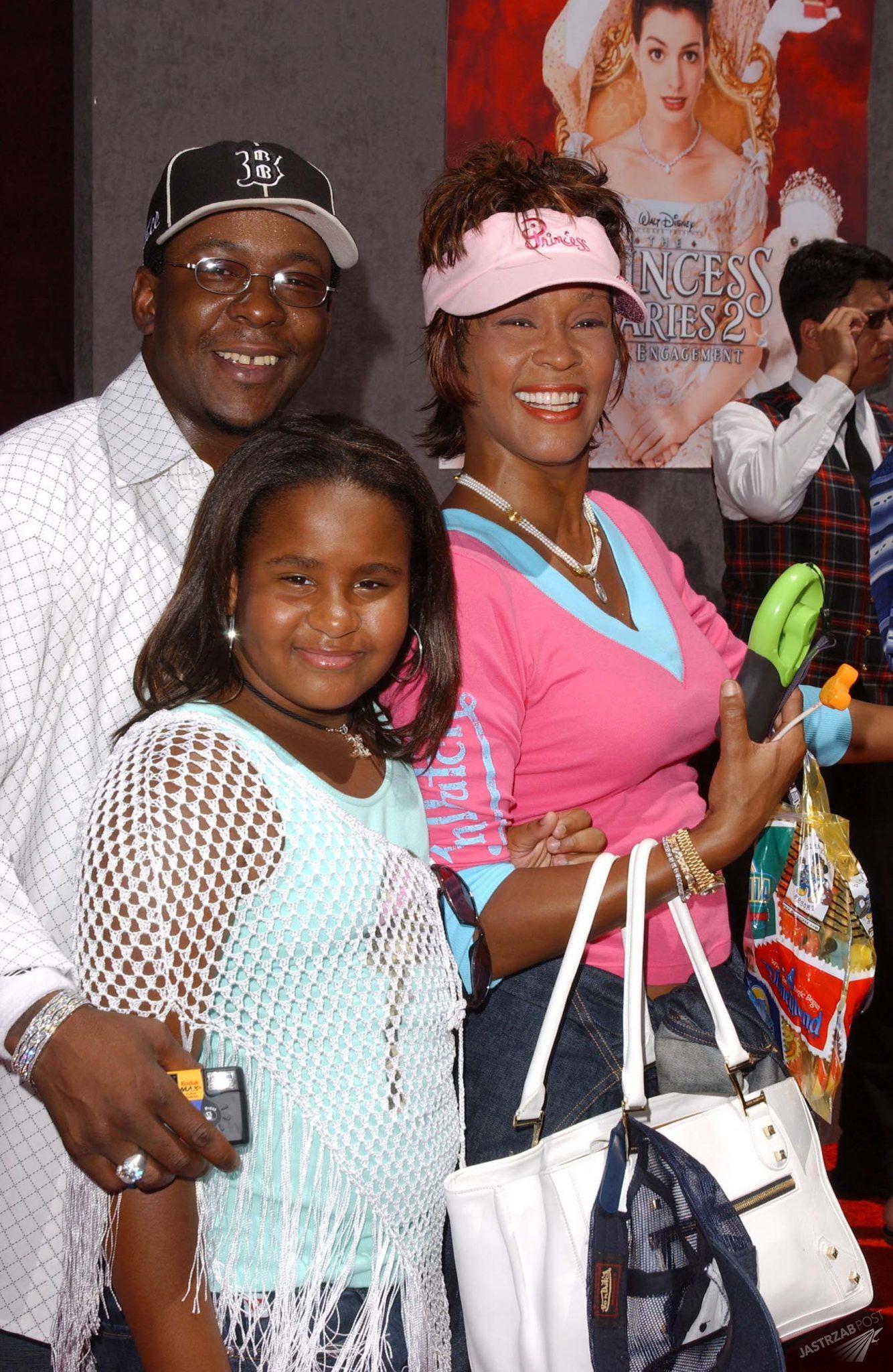 Bobby Brown, Whitney Houston i Bobbi Brown