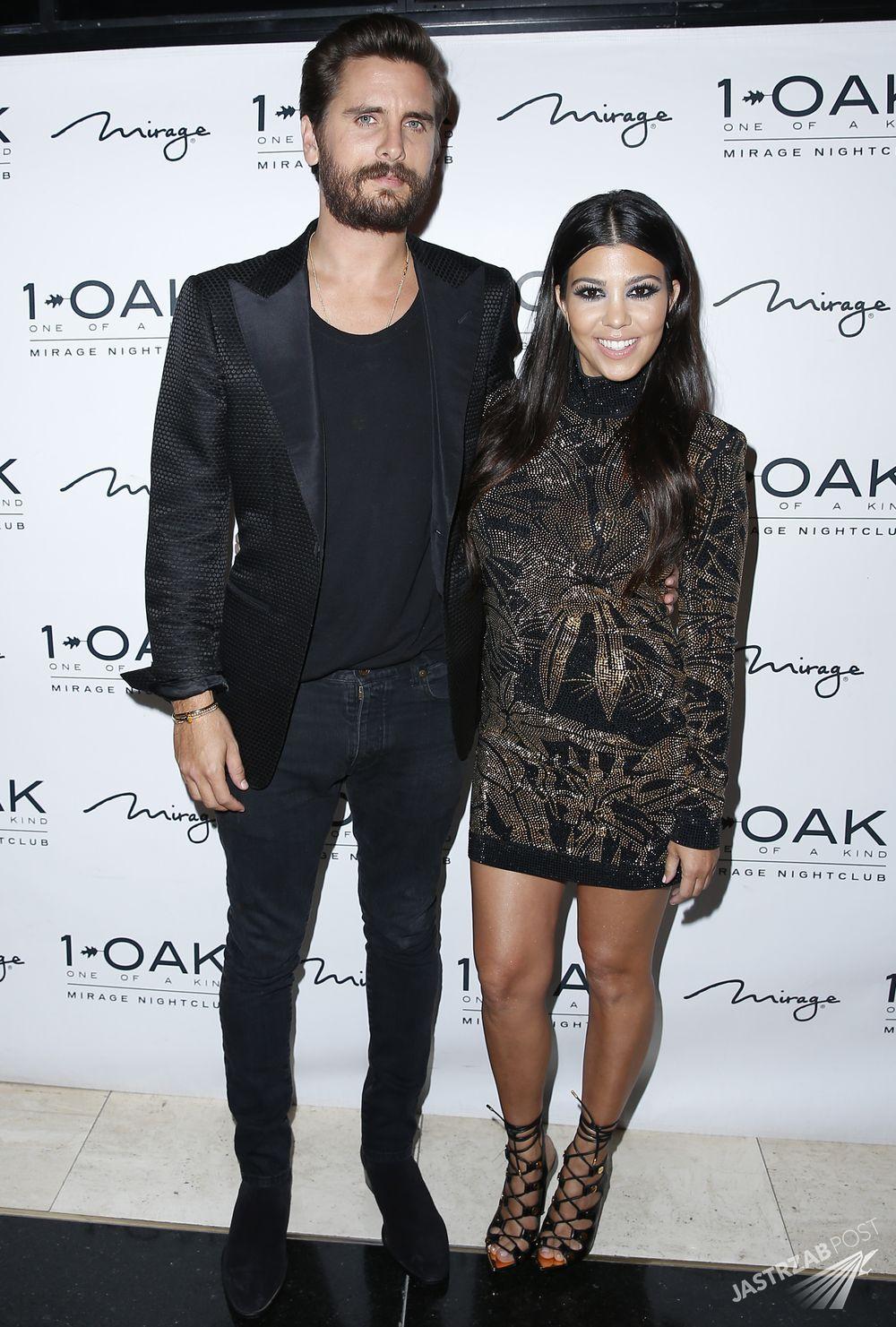 Scott Disick i Kourtney Kardashian