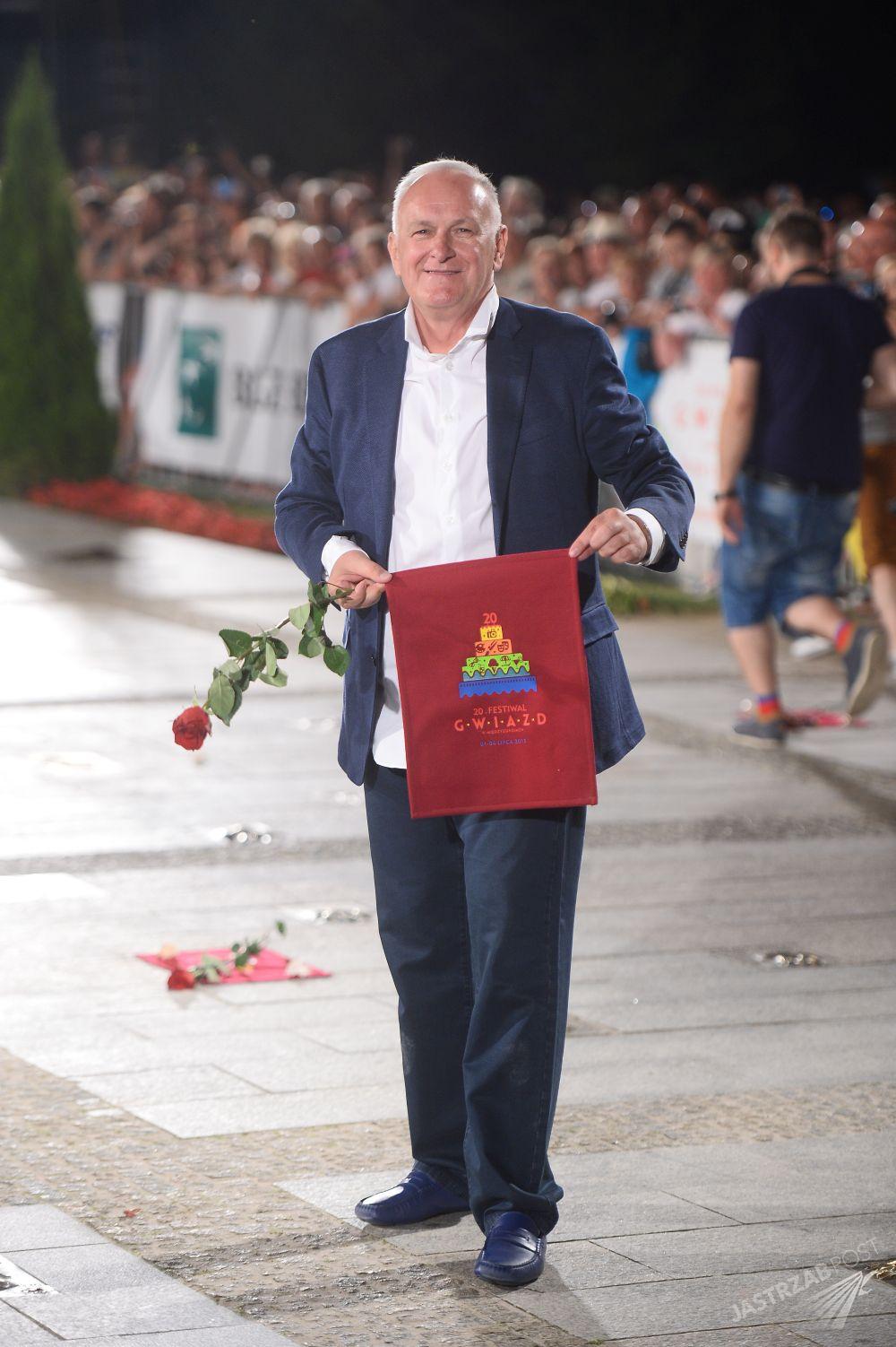 Jacek Cygan, Międzyzdroje 2015, fot. ONS