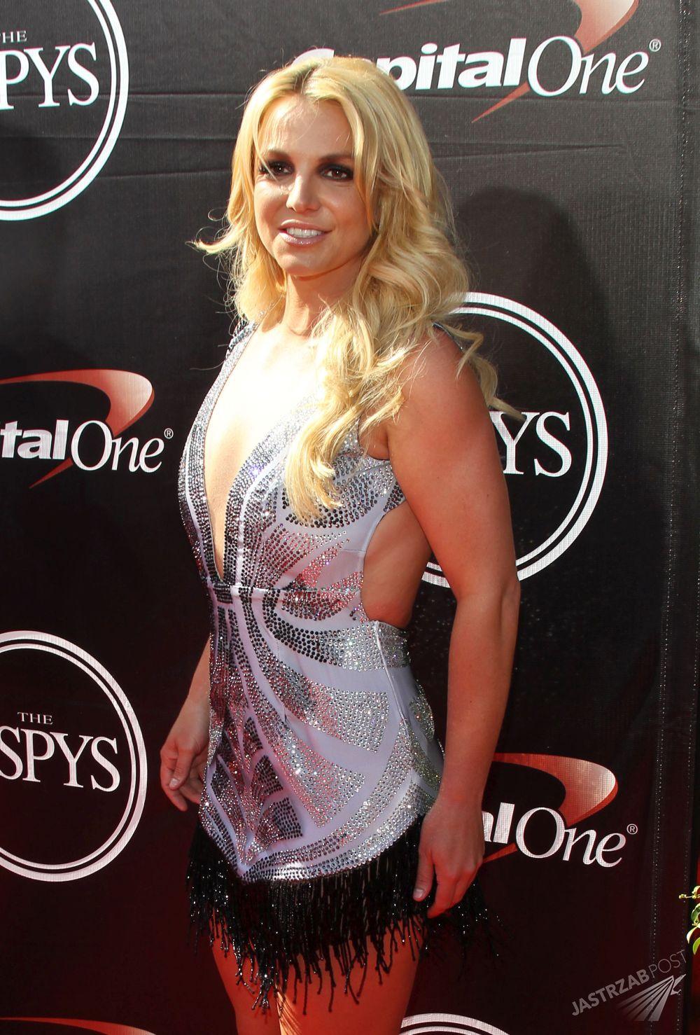 Britney Spears, gala ESPY 2015, fot. ONS