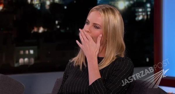 Charlize Theron zaproponowała Obamie striptiz
