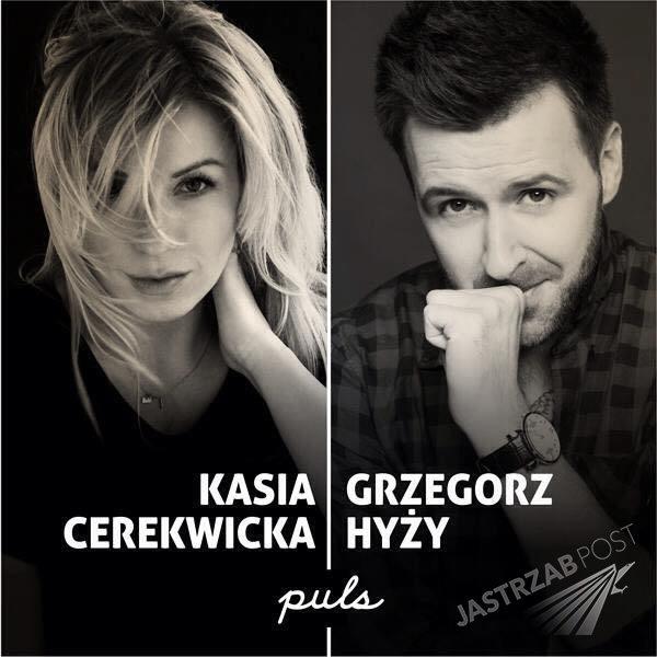 Kasia Cerekwicka i Grzegorz Hyży w pioscen Puls