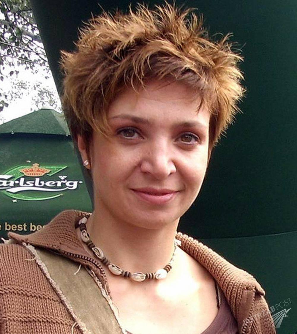 Córka Andrzeja Niemczyka Małgorzata Niemczyk-Wolska