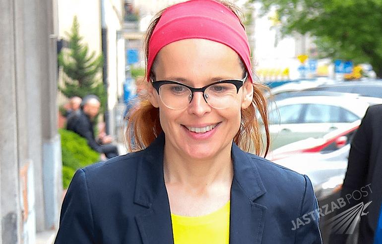 Agata Passent jest w drugiej ciąży z Wojciechem Kuczokiem. Poród w grudniu 2015