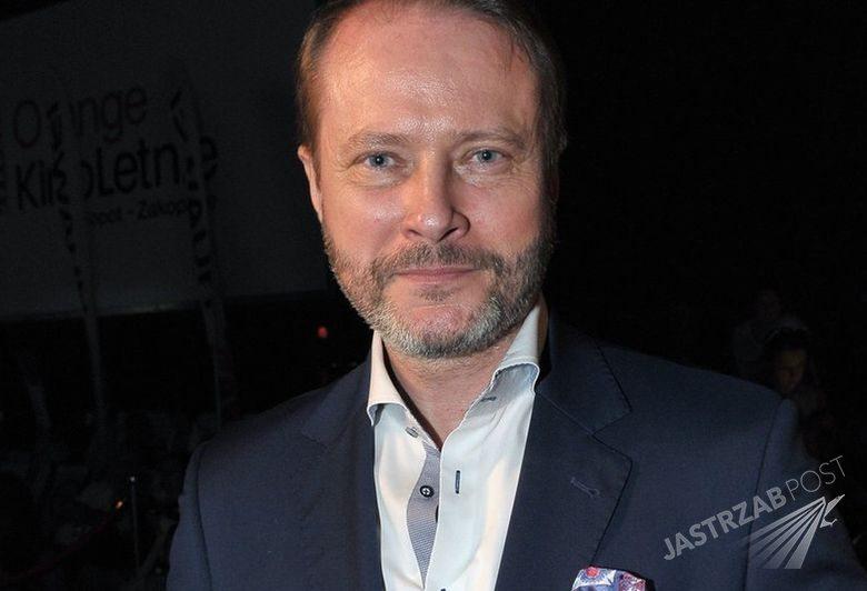 Artur Żmijewski laureatem nagrody Orange Kino Letnie 2015, fot. mat. prasowe