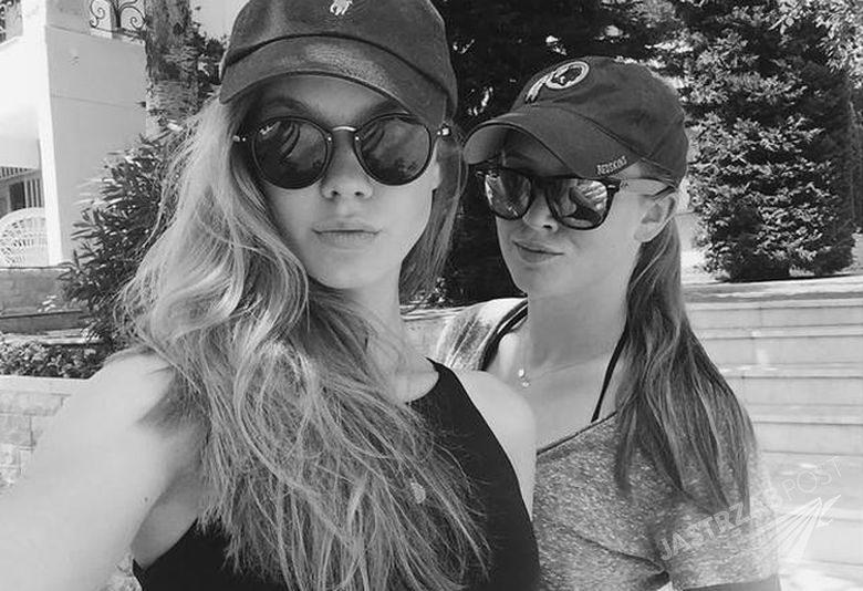 Iga Lis i Pola Lis na wakacjach, fot. Instagram