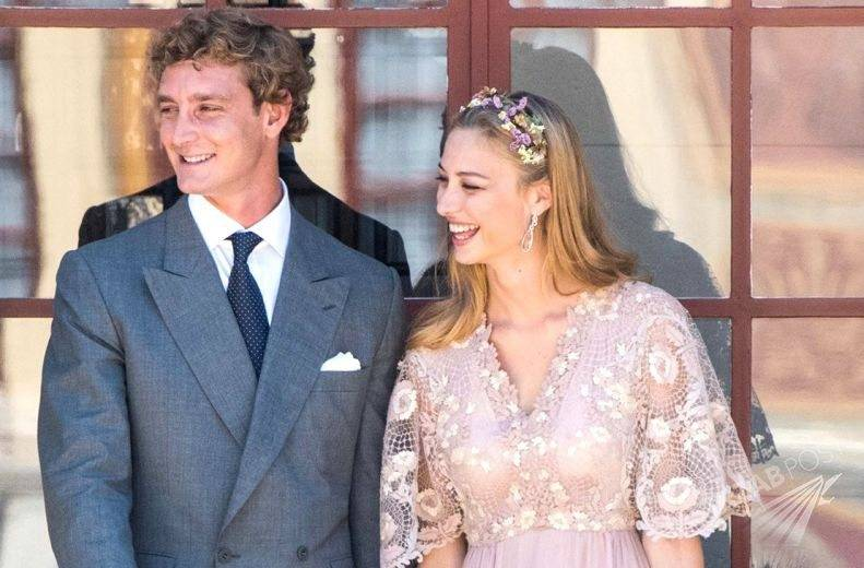 Beatrice Borromeo i Pierre Casiraghi