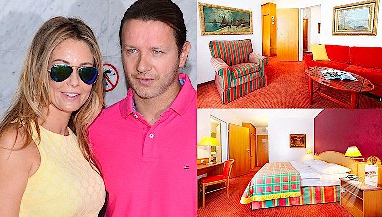 Jak mieszkają Małgorzata Rozenek i Radosław Majdan? Zdjęcia i wideo z apartamentu w hotelu Amber Baltic w Międzyzdrojach