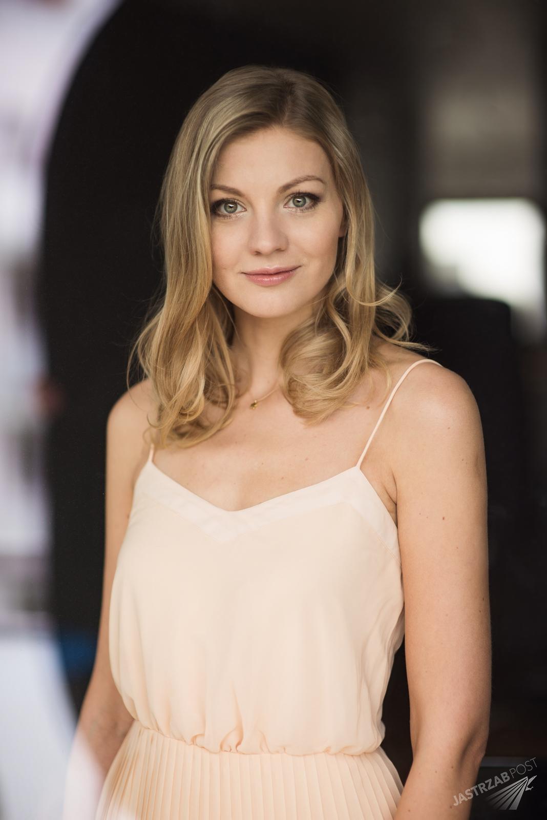 Katarzyna Kołeczek zagrała w Bridget Jones Baby!