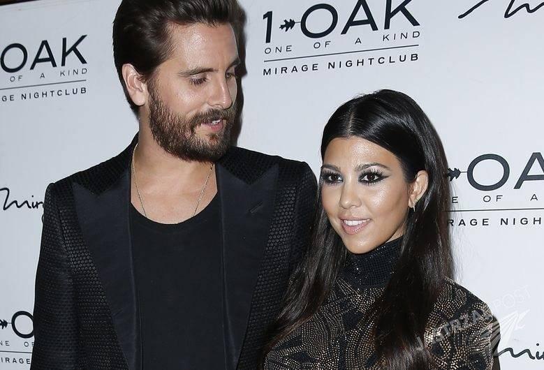 Kourtney Kardashian zerwała ze Scottem Disickiem, fot. ONS