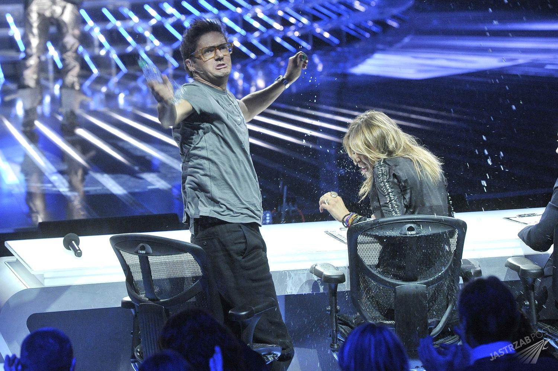 Kuba Wojewódzki i Maja Sablewska w X-Factor