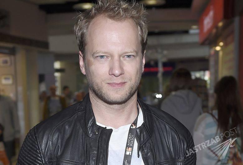 Maciej Stuhr w nowym serialu Belfer, fot. AKPA
