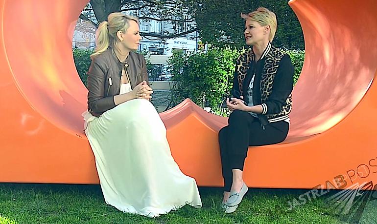 Małgorzata Kożuchowska wywiad dla Jastrząb Post z Agnieszką Jastrzębską. Rozmowa o synu, macierzyństwie, karierze