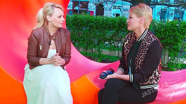 Pierwszy wywiad z Małgorzatą Kożuchowską po porodzie dla Jastrząb Post z Agnieszką Jastrzębską