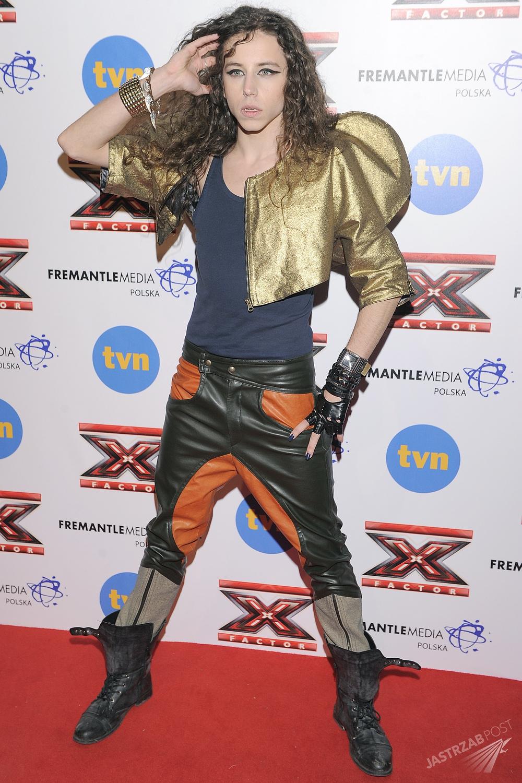 Michał Szpak w X-Factor