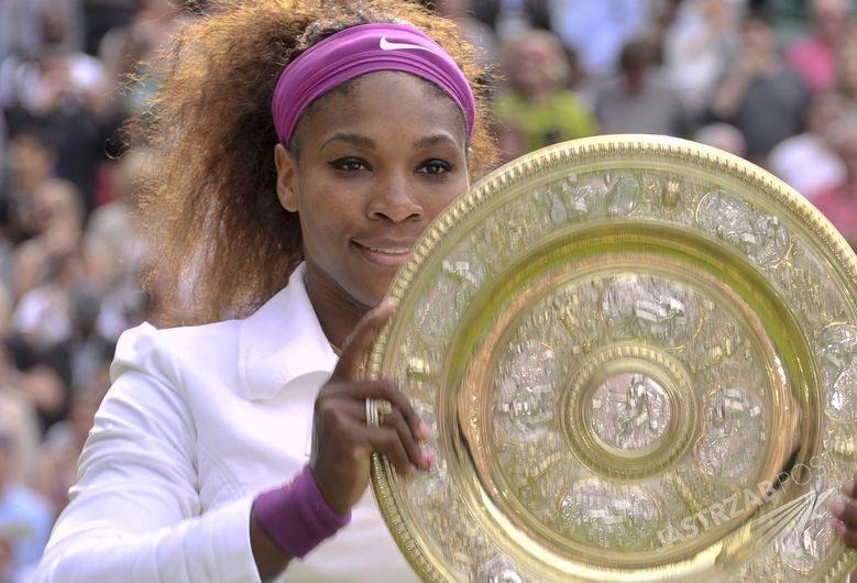 Serena Williams wygrała Wimbledon, jaki wynik meczu, fot. ONS