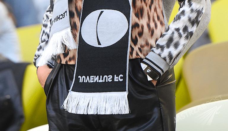 Weronika Marczuk kibicowała Juventus Turyn
