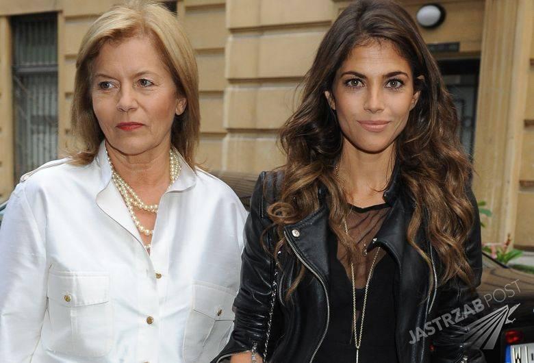 Teresa Rosati poznała światowe gwiazdy, fot. ONS