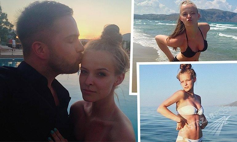 Zuza Kołodziejczyk na wakacjach na Krecie z chłopakiem. Zdjęcia z bloga Zuzy z Top Model