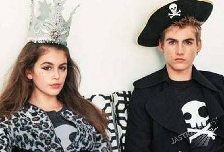 Kaia i Presley Gerber