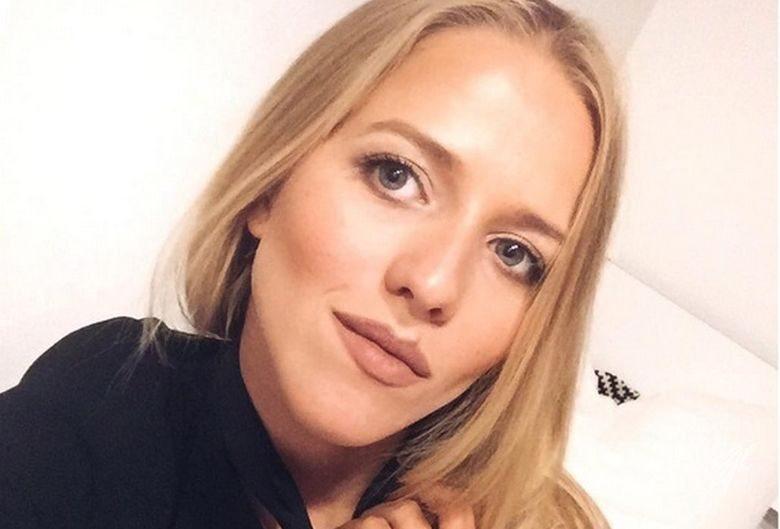 Jessica Mercedes w makijażu