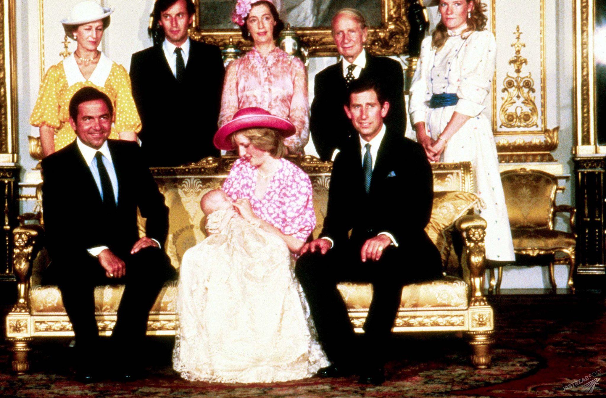 Skandale z życia rodziny królewskiej i księżnej Diany