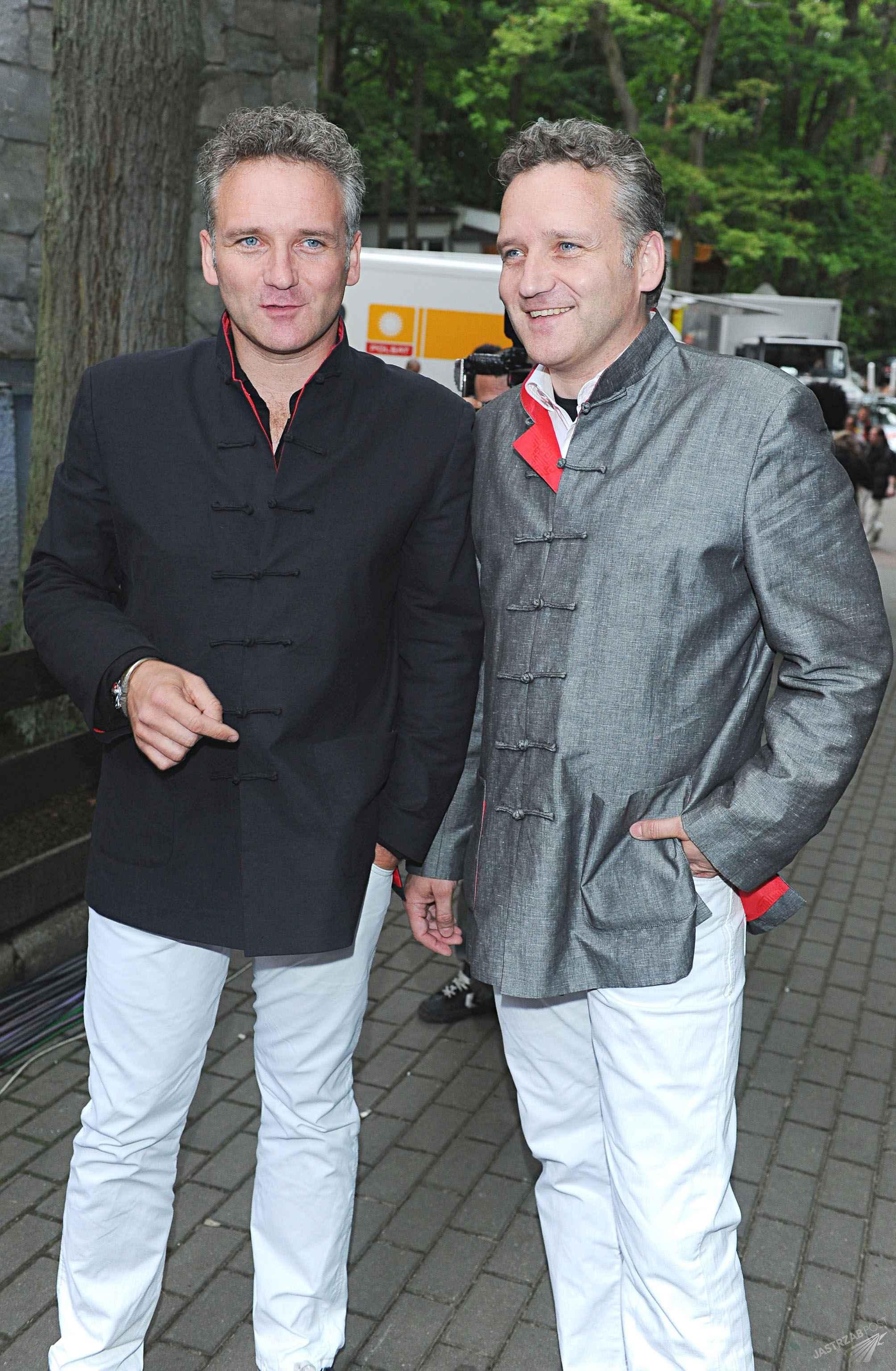 Jacek i Jarosław Kret