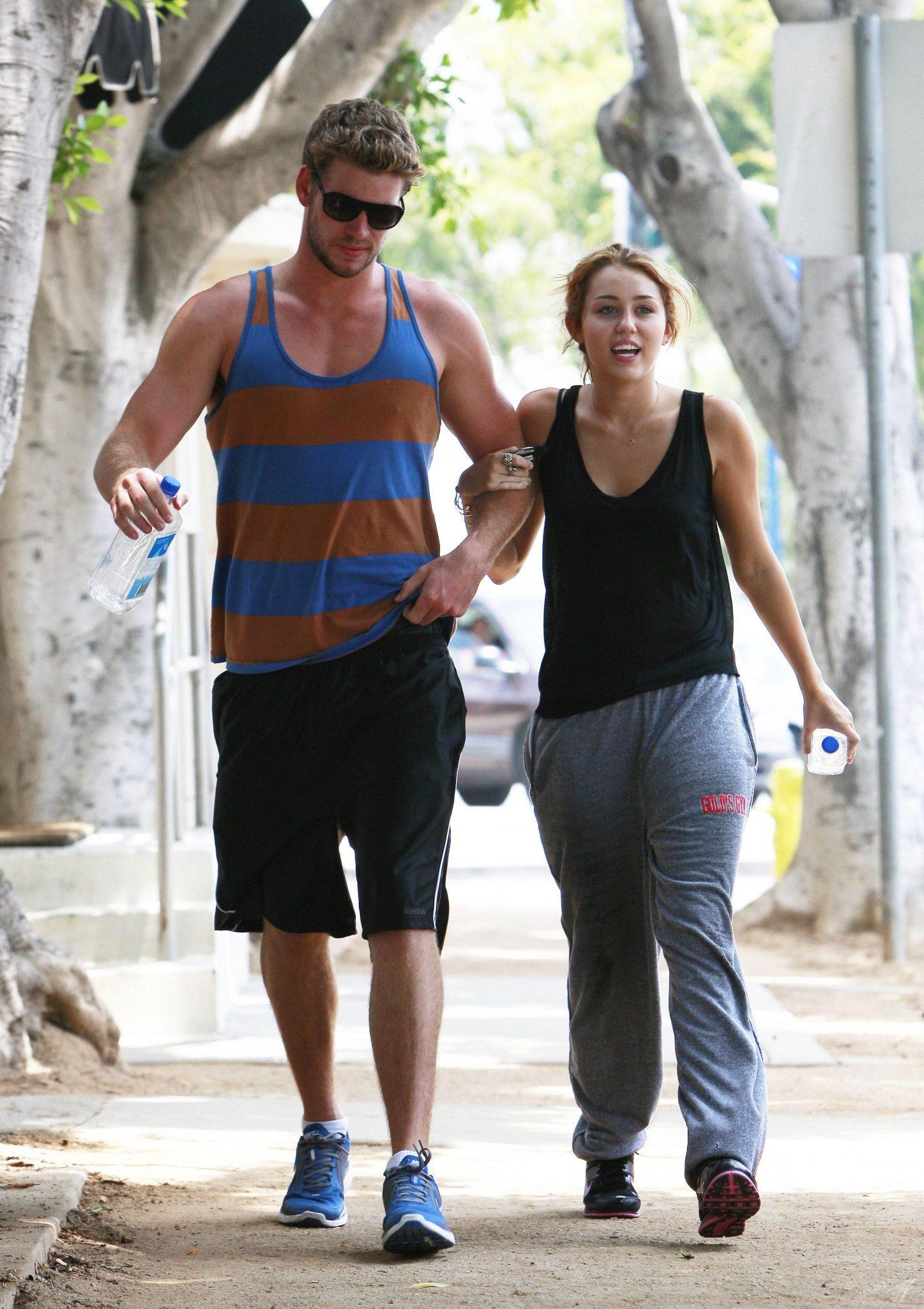 Liam Hemsworth i Miley Cyrus rozstali się w 2010 roku