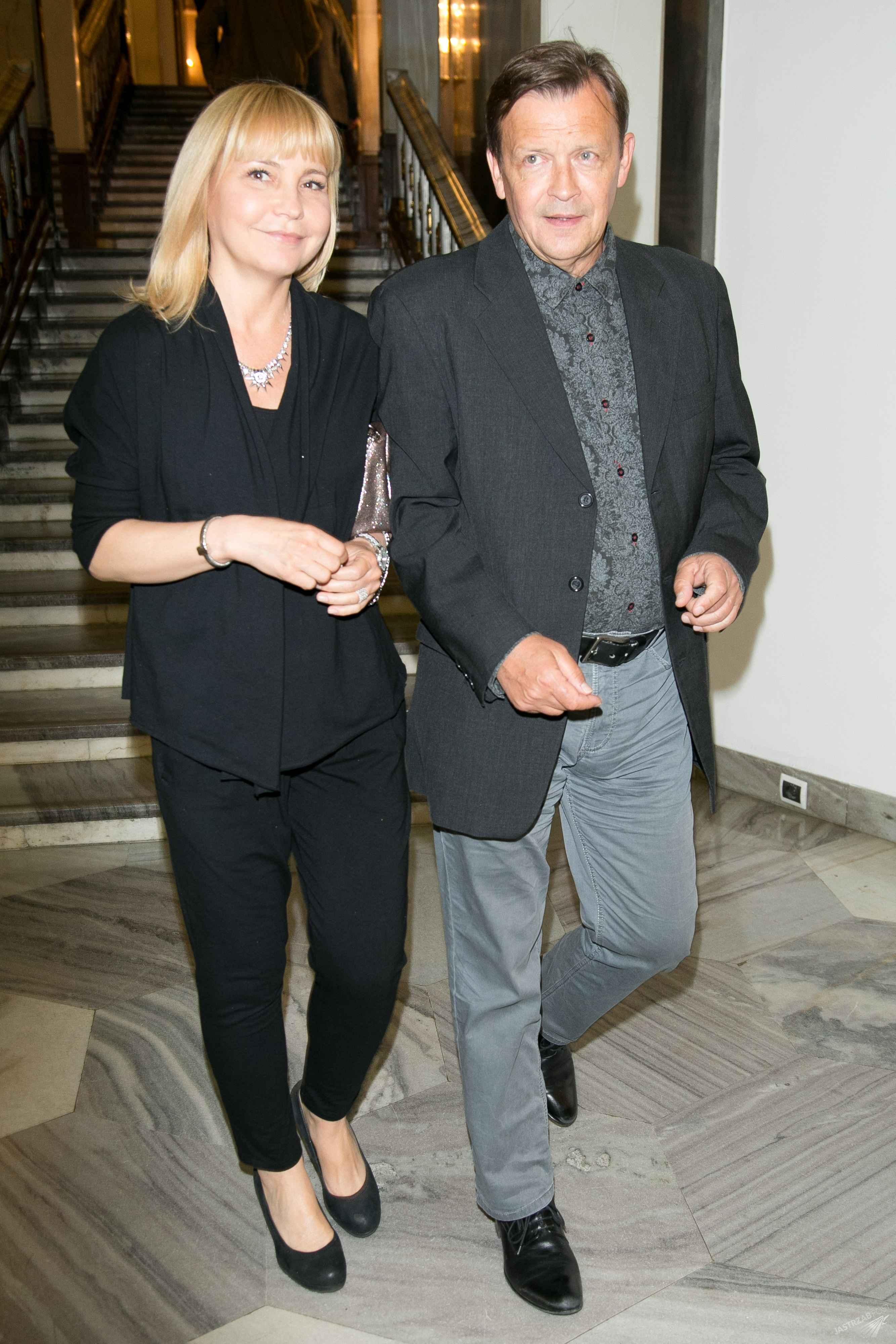 Jan i Małgorzata Frycz