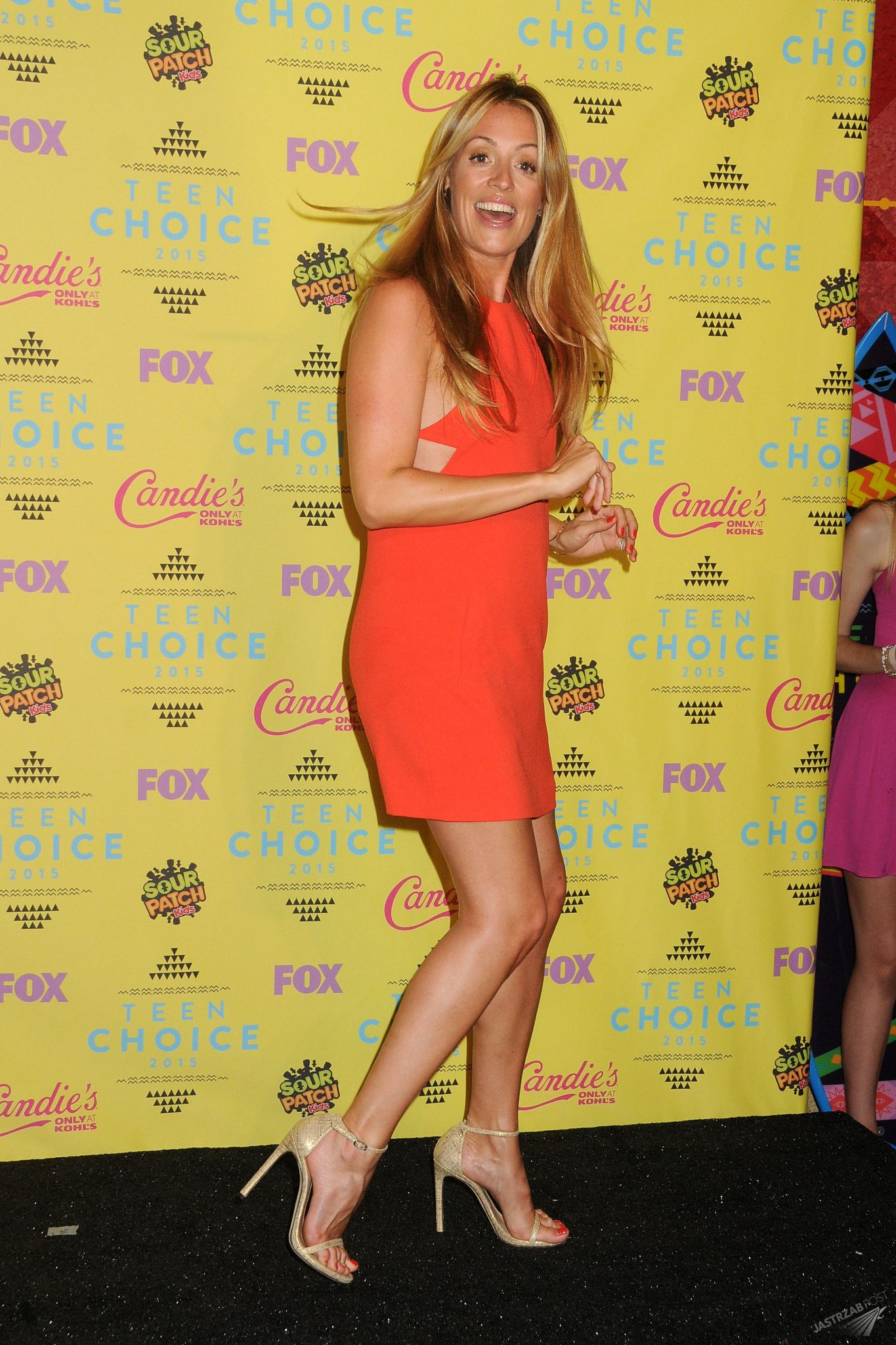 Cat Deeley - Teen Choice Awards 2015