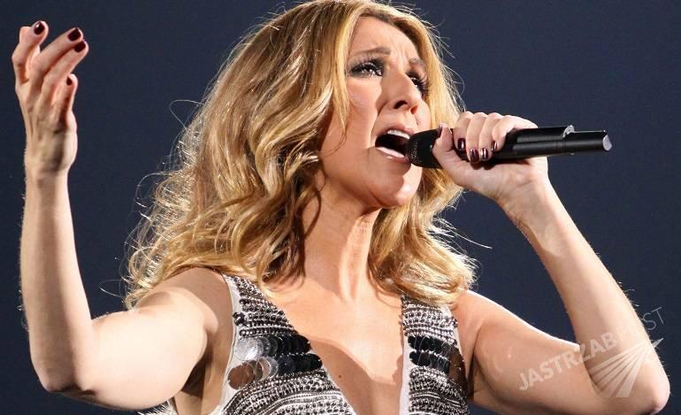 Celine Dion wykonała hit Adele