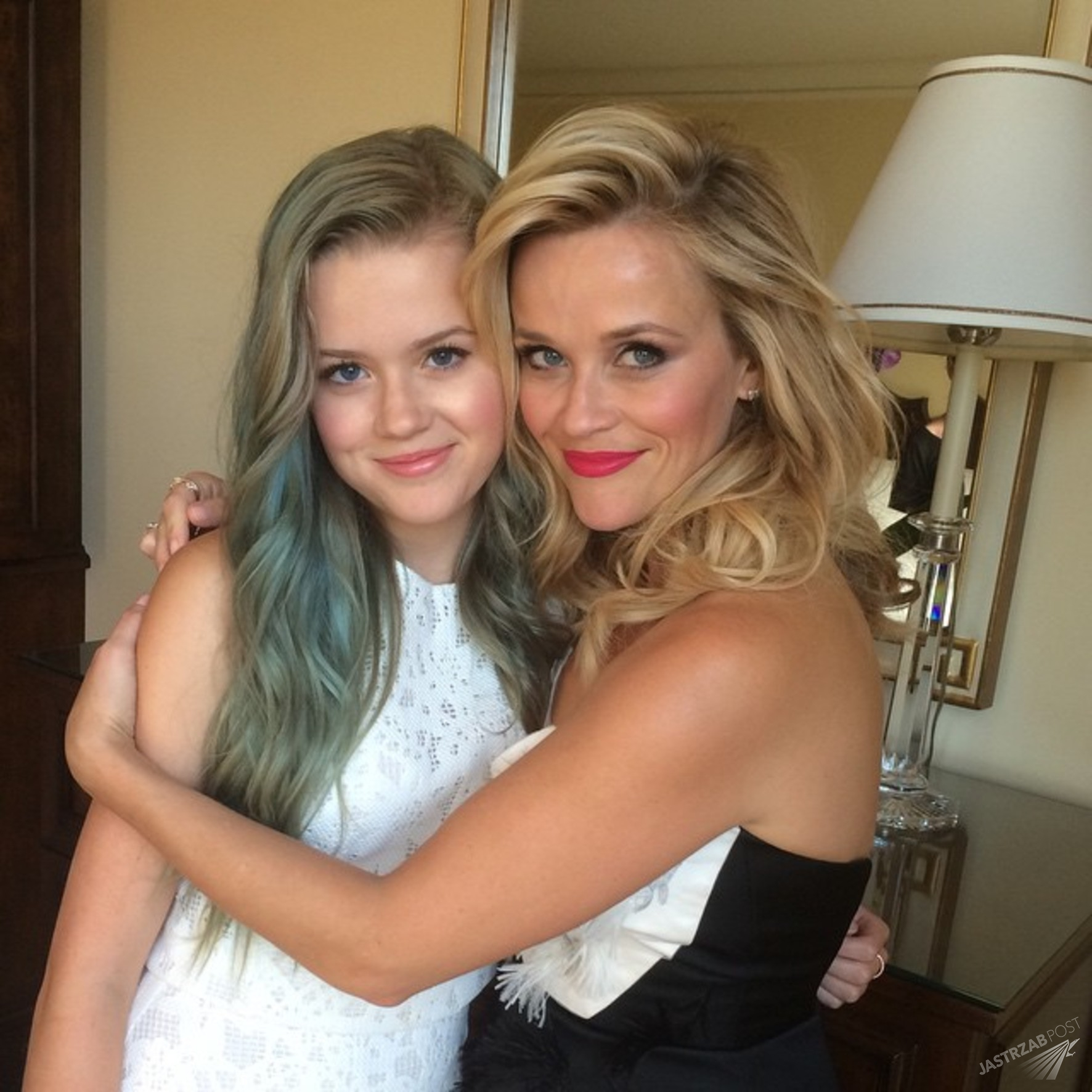 Reese Witherspoon i jej córka Avy Phillippe