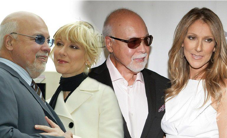 Rene Angelil i Celine Dion