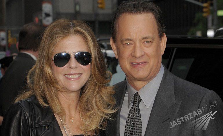 Rita Wilson, Tom Hanks