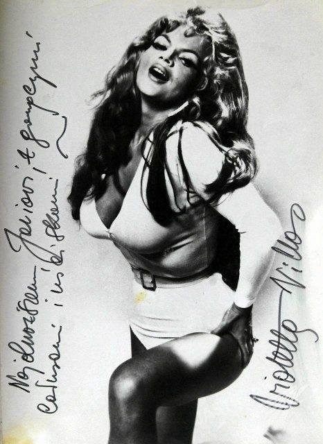 Pamiętnik Violetty Villas z Las Vegas