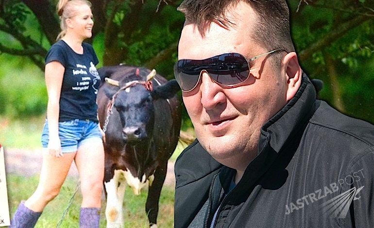 Adam Kraśko o Ani z Rolnik szuka żony