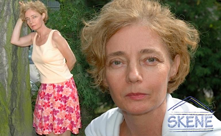 Aktorka Barbara Sienkiewicz w Dzień Dobry TVN. Wywiad z najstarszą matką w Polsce 60-lat