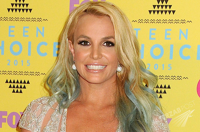 Britney Spears na Teen Choice Awards 2015